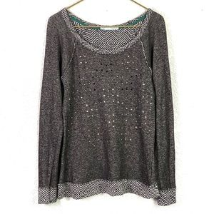 Maurices Studded Knit Sweater
